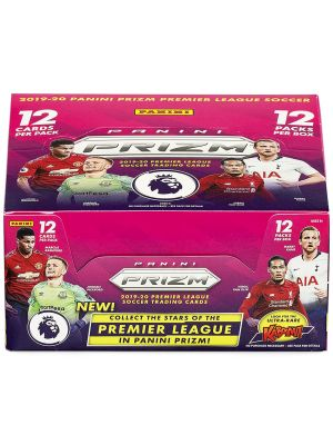 2019/20 (2020) PANINI PRIZM ENGLISH PREMIER LEAGUE (EPL) SOCCER