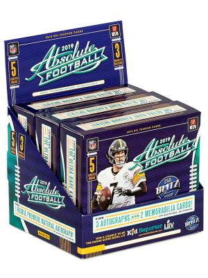 2019 PANINI ABSOLUTE FOOTBALL