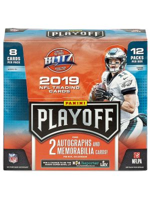 2019 PANINI PLAYOFF FOOTBALL