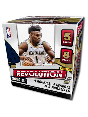 2020/21 PANINI REVOLUTION BASKETBALL