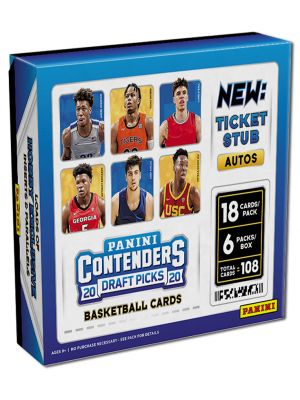 2020/21 PANINI CONTENDERS DRAFT PICKS BASKETBALL