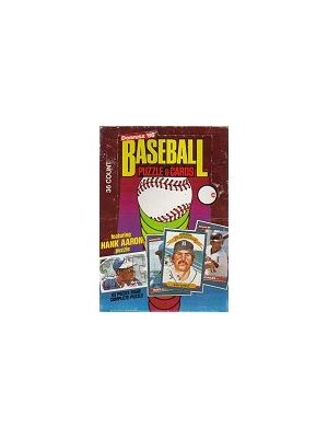 1986 DONRUSS BASEBALL