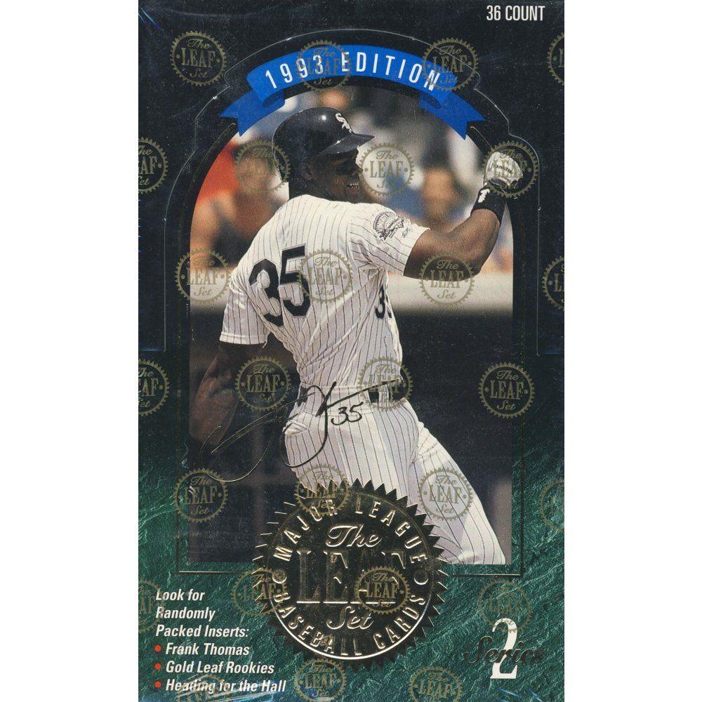 1993 Leaf 2 Baseball