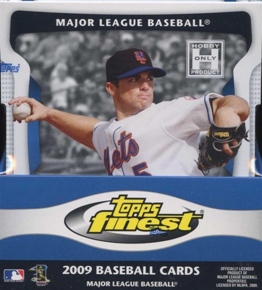 2009 Topps Finest Baseball