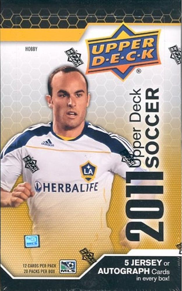 2011 Upper Deck Mls Soccer