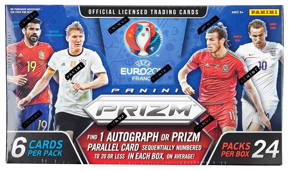 2016 Panini UEFA Euro Prizm/'16 Futebol Umbro inserir Escolha Seus Cartões//Lote