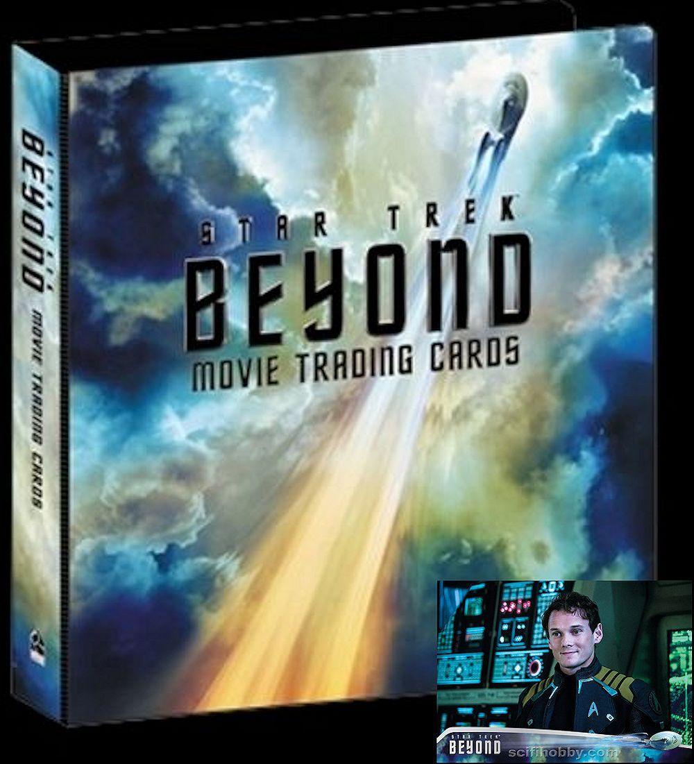 Star Trek Beyond Official Rittenhouse Binder