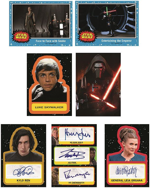 2019 Topps Star Wars Journey To Star Wars The Rise Of Skywalker
