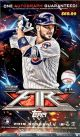 2018 TOPPS FIRE BASEBALL (RETAIL EXCLUSIVE, PP $69.99)