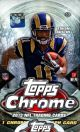 2013 TOPPS CHROME FOOTBALL