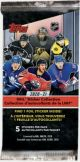 2020/21 TOPPS STICKER COLLECTION HOCKEY (10 PACKS)