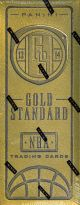 2013/14 PANINI GOLD STANDARD BASKETBALL