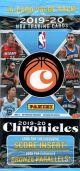 2019/20 PANINI CHRONICLES BASKETBALL PACK (VALUE)