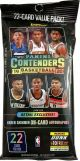 2019/20 PANINI CONTENDERS BASKETBALL PACK (CELLO)