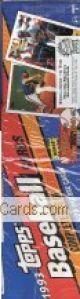 1993 TOPPS BASEBALL SET (MARLINS INAUGURAL)