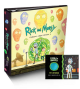 2019 CRYPTOZOIC 'RICK & MORTY' OFFICIAL BINDER (SEASON 2)