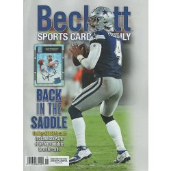 BECKETT SPORTS CARD MONTHLY PRICE GUIDE