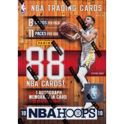 2018/19 PANINI HOOPS BASKETBALL (BLASTER)