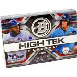 2018 BOWMAN HIGH TEK BASEBALL