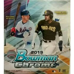 2019 BOWMAN CHROME BASEBALL