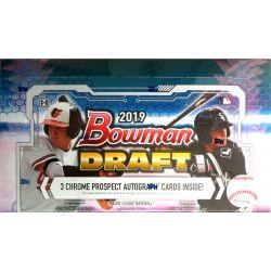 2019 BOWMAN DRAFT BASEBALL (JUMBO)