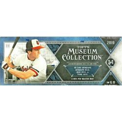 2019 TOPPS MUSEUM COLLECTION BASEBALL