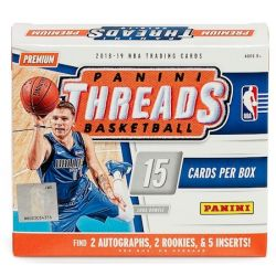 2018/19 PANINI THREADS BASKETBALL (PREMIUM)