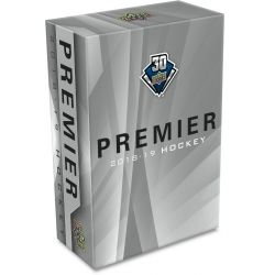 2018/19 UPPER DECK PREMIER HOCKEY
