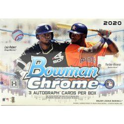 2020 BOWMAN CHROME BASEBALL (HTA CHOICE)
