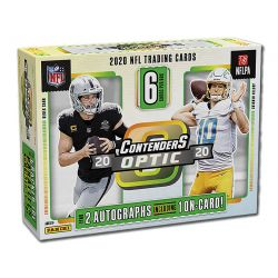 2020 PANINI CONTENDERS OPTIC FOOTBALL