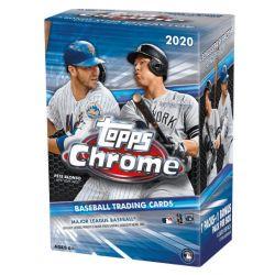 2020 TOPPS CHROME BASEBALL (BLASTER)