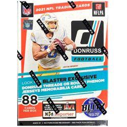 2021 PANINI DONRUSS FOOTBALL (BLASTER)