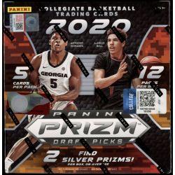 2020/21 PANINI PRIZM DRAFT PICKS BASKETBALL (WALMART MEGA)
