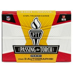 2019 PANINI PASSING THE TORCH FOOTBALL